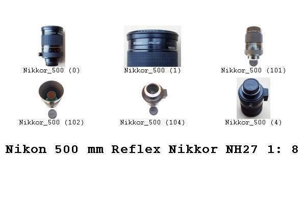 """Nikon materiale """"analogico"""" in blocco + accessori"""