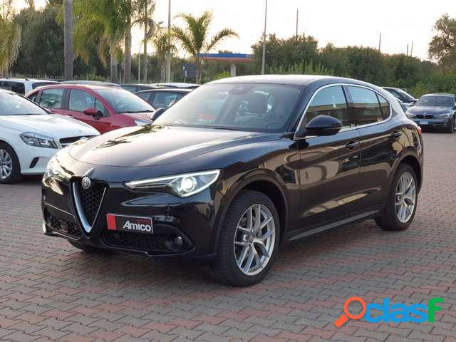 ALFA ROMEO Stelvio diesel in vendita a San Michele Salentino
