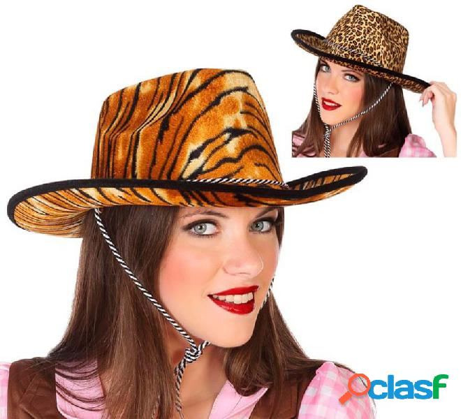 Cappello da cowboy in vari colori