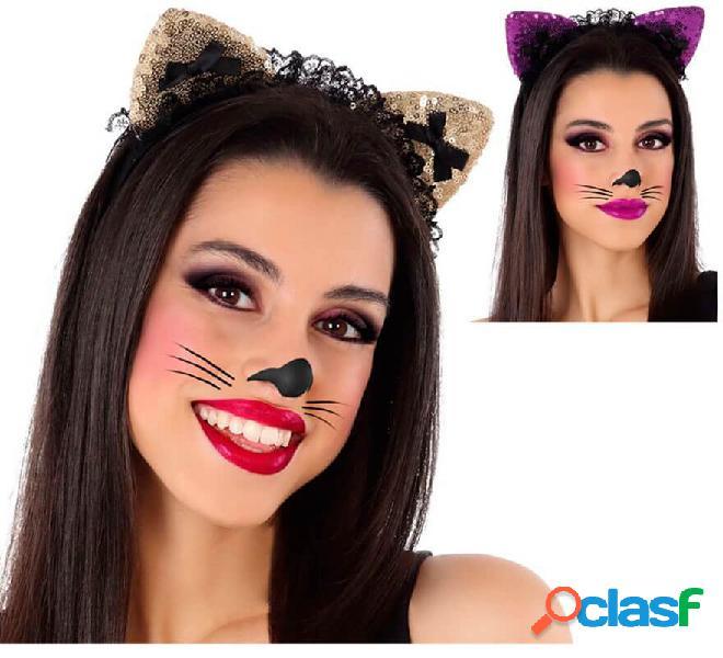 Fascia per gattino in vari colori