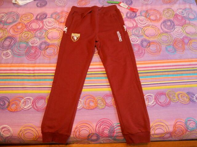 Pantalone tuta TORINO CALCIO FC 10 anni NUOVO con etichette