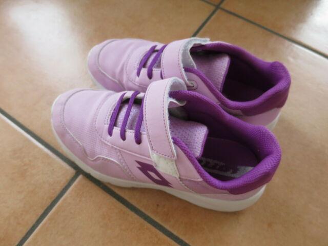 Scarpe da ginnastica bambina Lotto 35