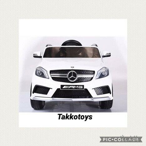 Auto macchina elettrica Mercedes classe a 45 amg B