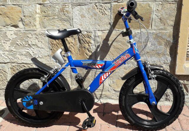 Bicicletta per bambino DINO BIKE, 14 pollici (3-7 ANNI)).