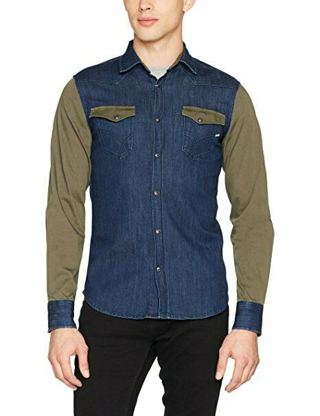 Camicie di jeans gas tg.s nuove con cartellino