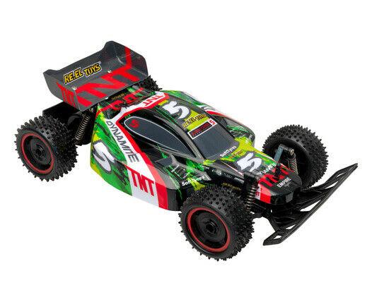Macchina Buggy radiocomandata marca Re El toys