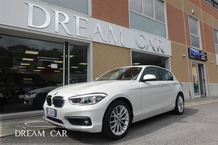 BMW 118 D 5P. SPORT DEL