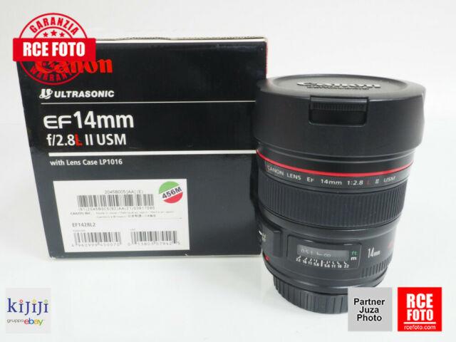 Canon EF 14 F2.8 L USM II (Canon)