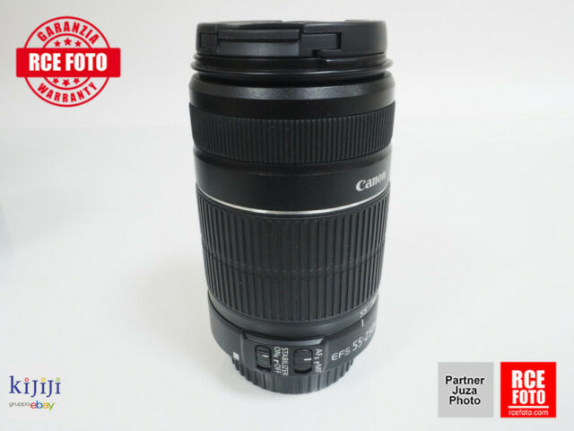 Canon EF-S  F4-5.6 IS II (Canon)