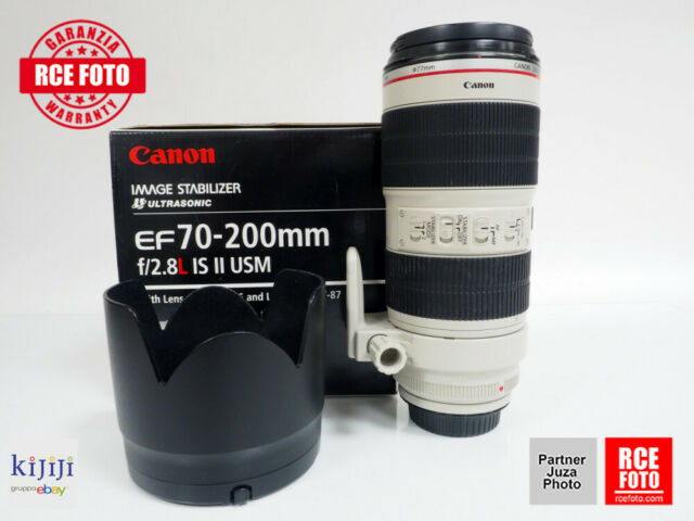 Canon EF  F2.8 L IS II USM (Canon)