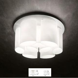 Lampada soffitto Almond 3/9 luci