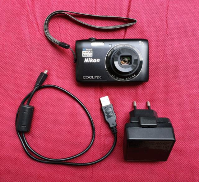 Macchina Fotografica Nikon coolpix a300