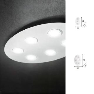 Lampada soffitto Logos 3/6 luci