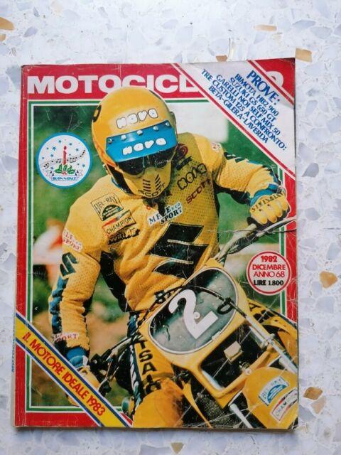 Motociclismo Dicembre 82 Bimota 900 HB2 Suzuki GS 650