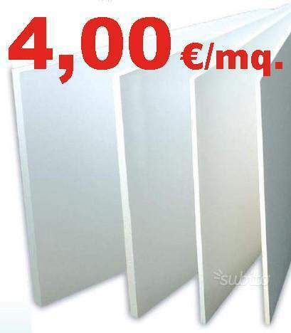 PANNELLI PVC in FOREX espanso ritagli  mm sfridi