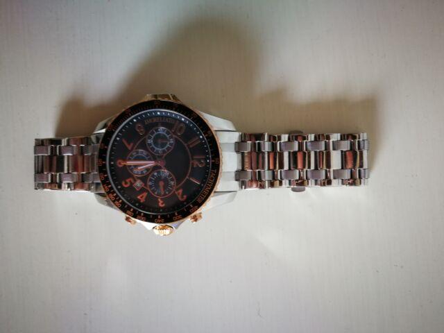 Orologio usato Morellato acciaio argento/bronzo