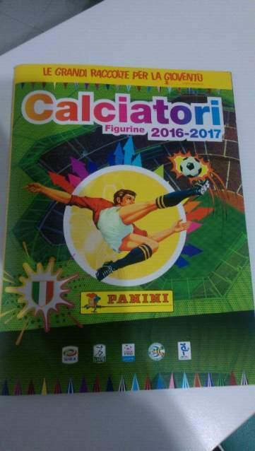 Album figurine Calciatori Panini  completo al 70% ed