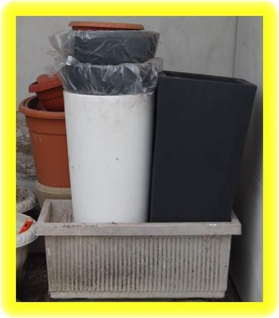 Offro vasi di tutte le misure e materiali