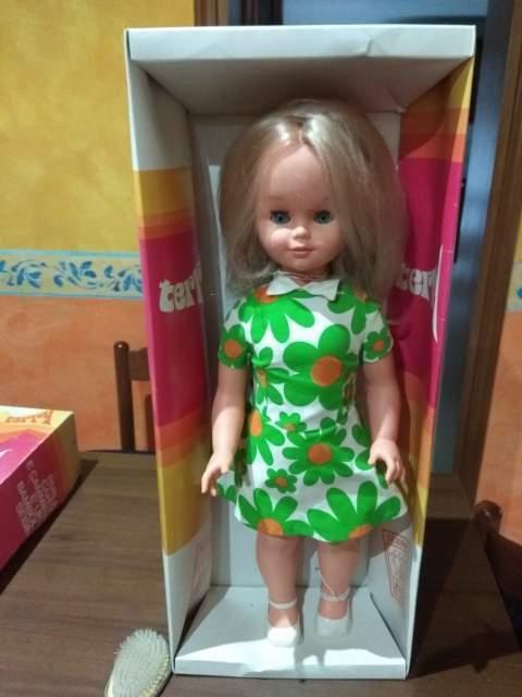 Vendo bambola Sebino Terry