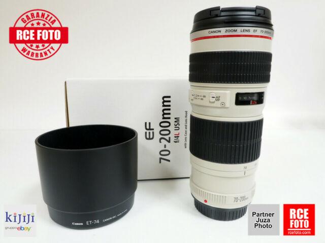 Canon EF  F4.0 L USM (Canon)