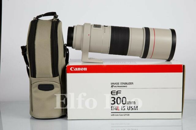 [TO] Canon EF 300mm F4 L IS USM