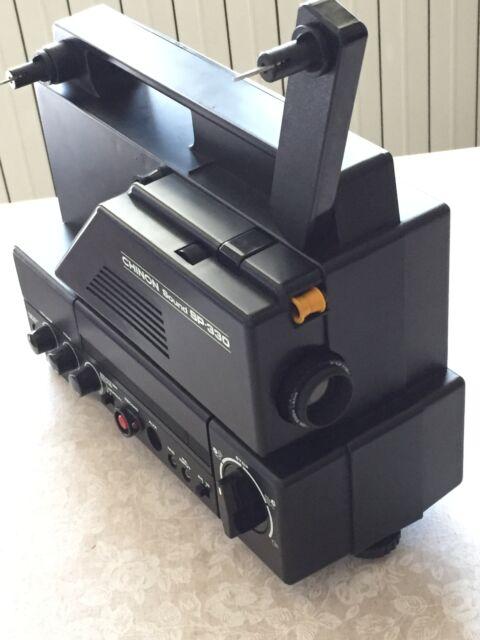 Proiettore di Film CHINON SP-330 SUPER 8