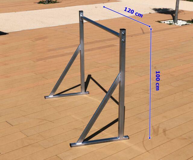 Barra per Trazioni 100cm x 120cm, Pull Up Bar