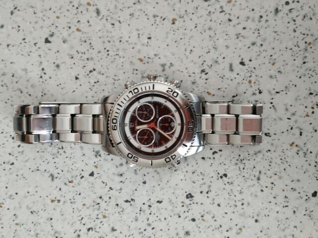 Orologio BREIL MIDWAY Z964 Cronografo Diving Alarm