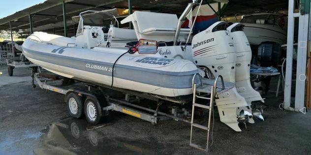 Clubman 26 joker boat 2fb 4t suzuki
