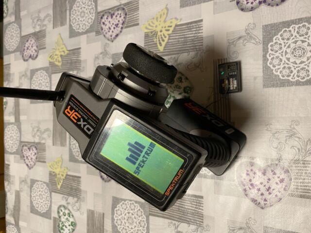 Radiocomando Spektrum DX3R com ricevente
