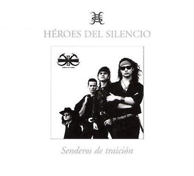 Héroes Del Silencio-Senderos De Traicion 2 CD