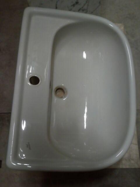 Lavabo Ideal Standard con piano in marmo