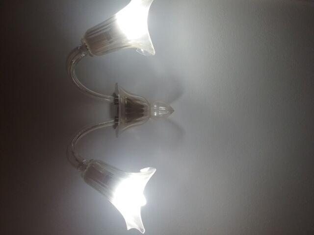 Vendita lampadari di MURANO per restaurazione