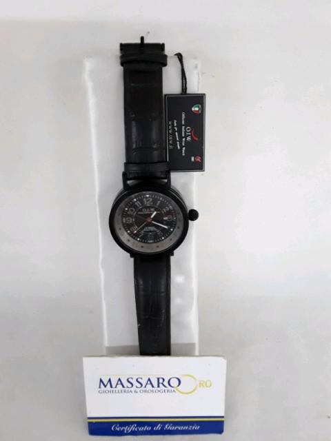 OROLOGIO O.I.W. Officine italiane Wrist Watch.