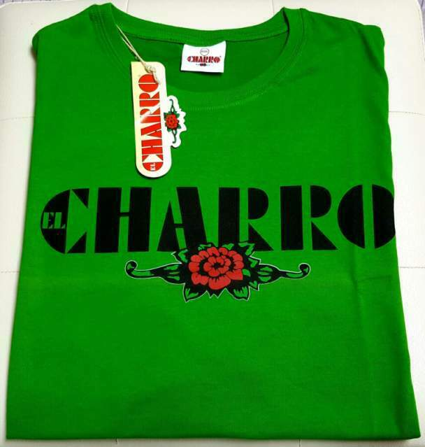 T-shirt EL CHARRO da XL a XXXL in 9 colori disponibili