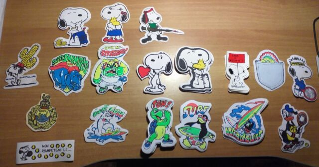 Toppe Snoopy e varie