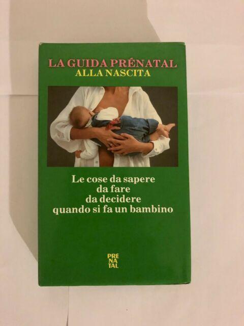 3 Libri La Guida Prenatal