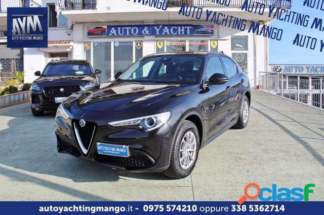 ALFA ROMEO Stelvio diesel in vendita a Padula (Salerno)