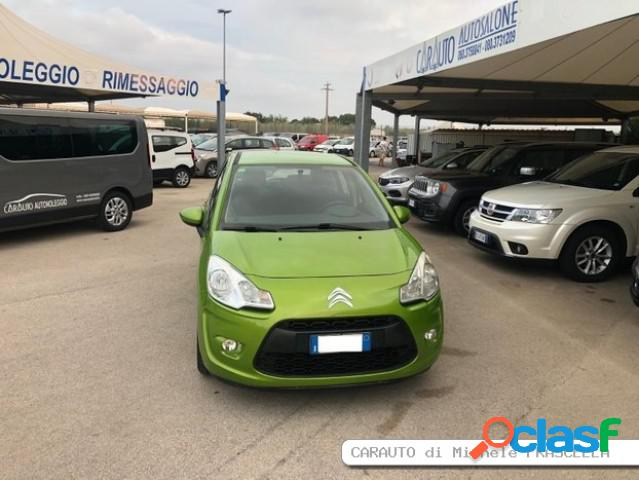 CITROEN C3 2ª serie gpl in vendita a Bitonto (Bari)