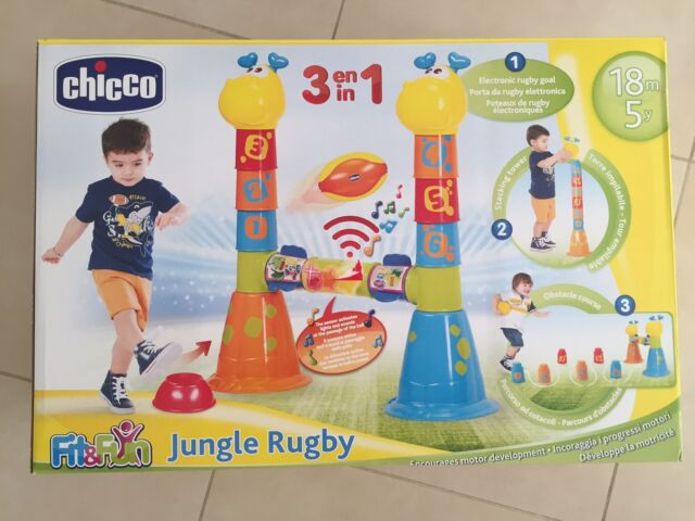 Chicco jungle rugby nuovo