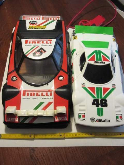 LANCIA STRATOS n.2-Pirelli Ellegi-Alitalia Reel-Maxi