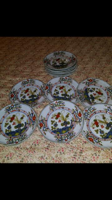 N.12 piatti