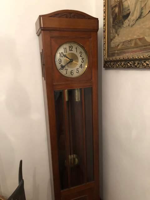 Orologio a colonna inizio '900