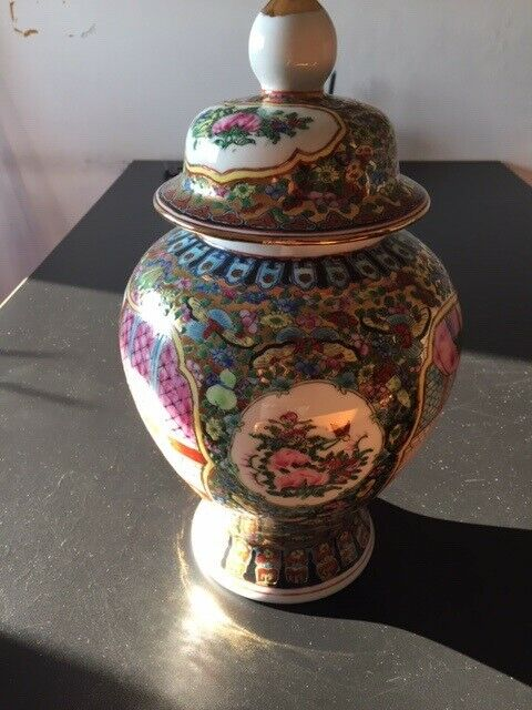 Vaso Originali Cinese anni '80
