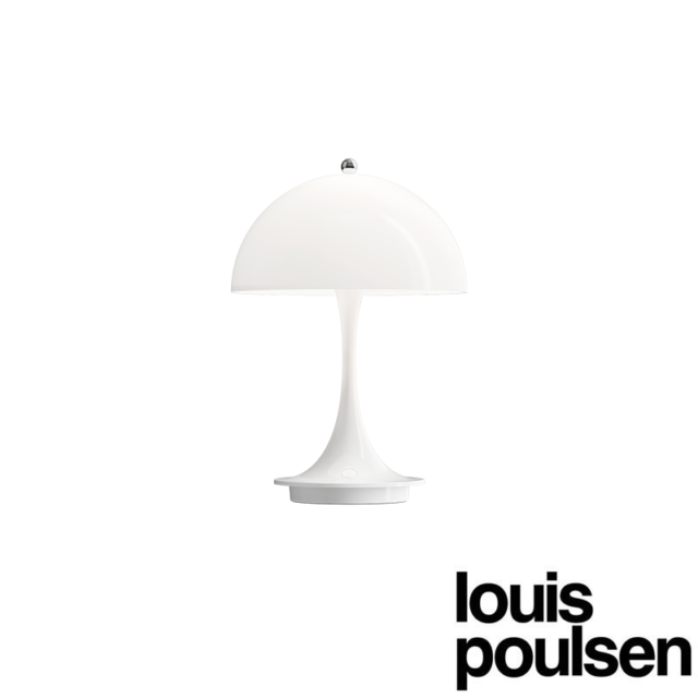 Louis Poulsen Panthella Portable Lampada LED USB da Tavolo