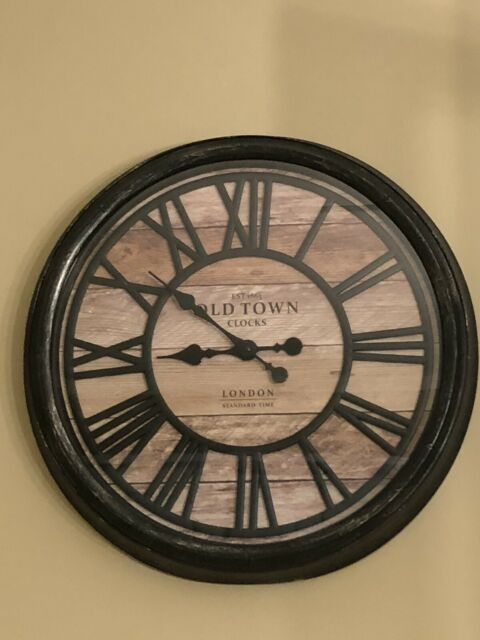 Orologio da muro vintage
