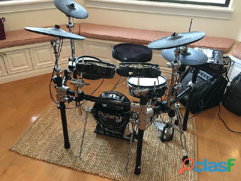 Batteria ROLAND td30 V Drums Kit completo
