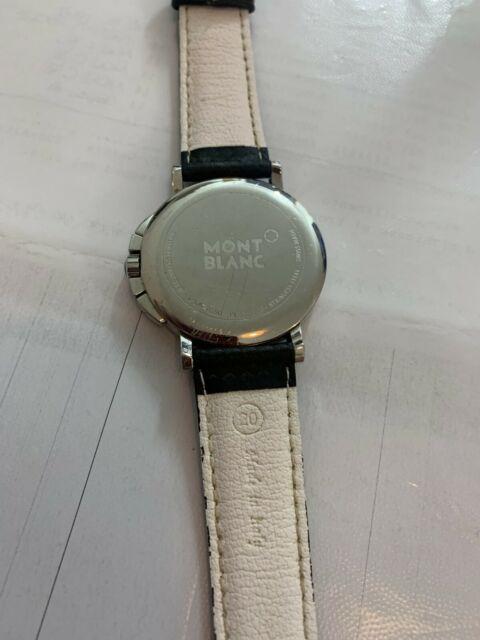 Vendo orologio Montblanc