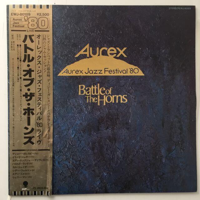 Aurex Jazz Festival '80, Battle Of The Horns (Vinile)
