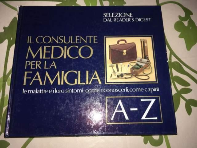 """Libro """"Il consulente medico per la famiglia"""""""